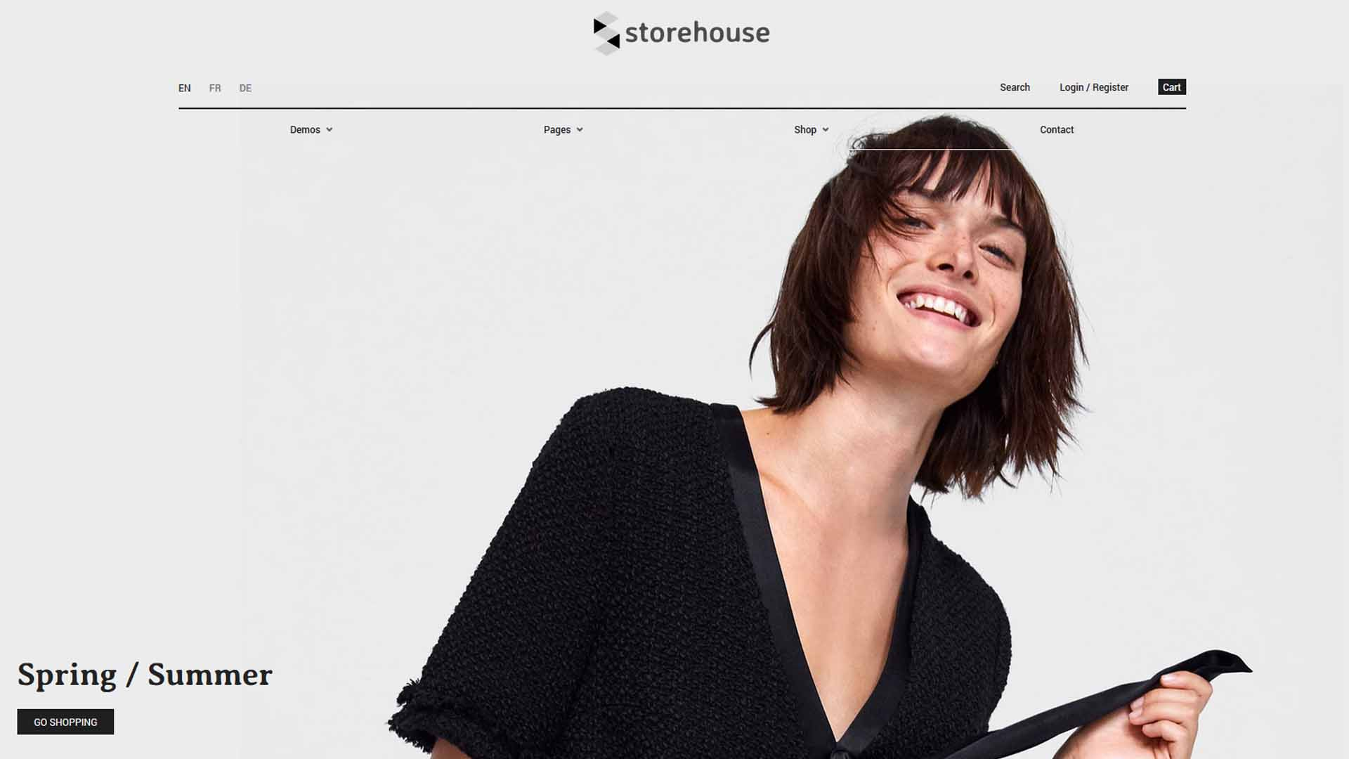 Storehouse WooCommerce Theme