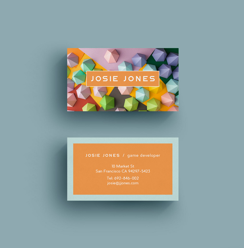 How to Create a Business Card in InDesign