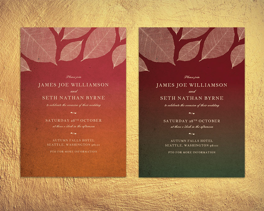 How to Create a Wedding Invitation in InDesign