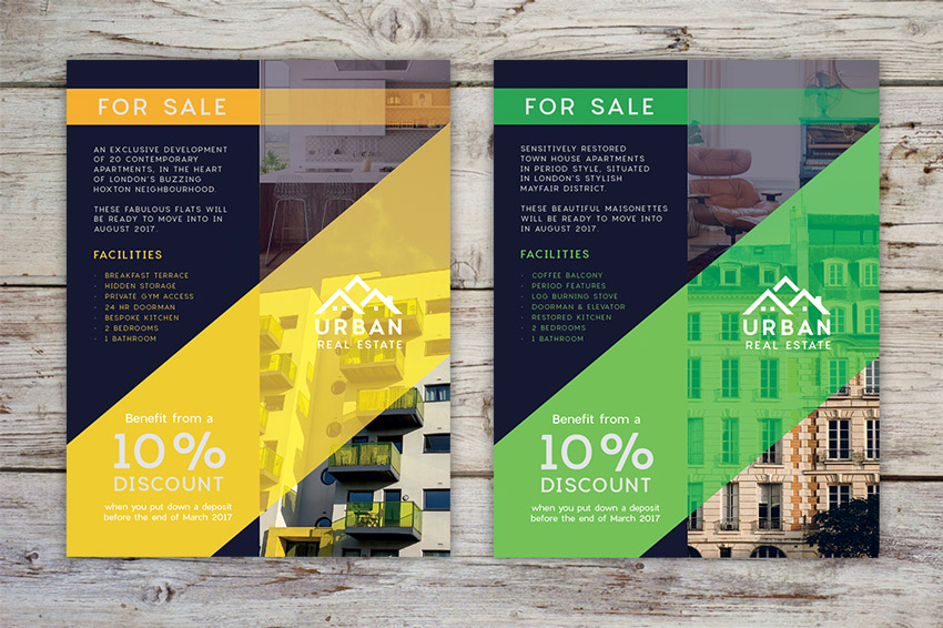 How to Design a Stylish Real Estate Flyer in InDesign