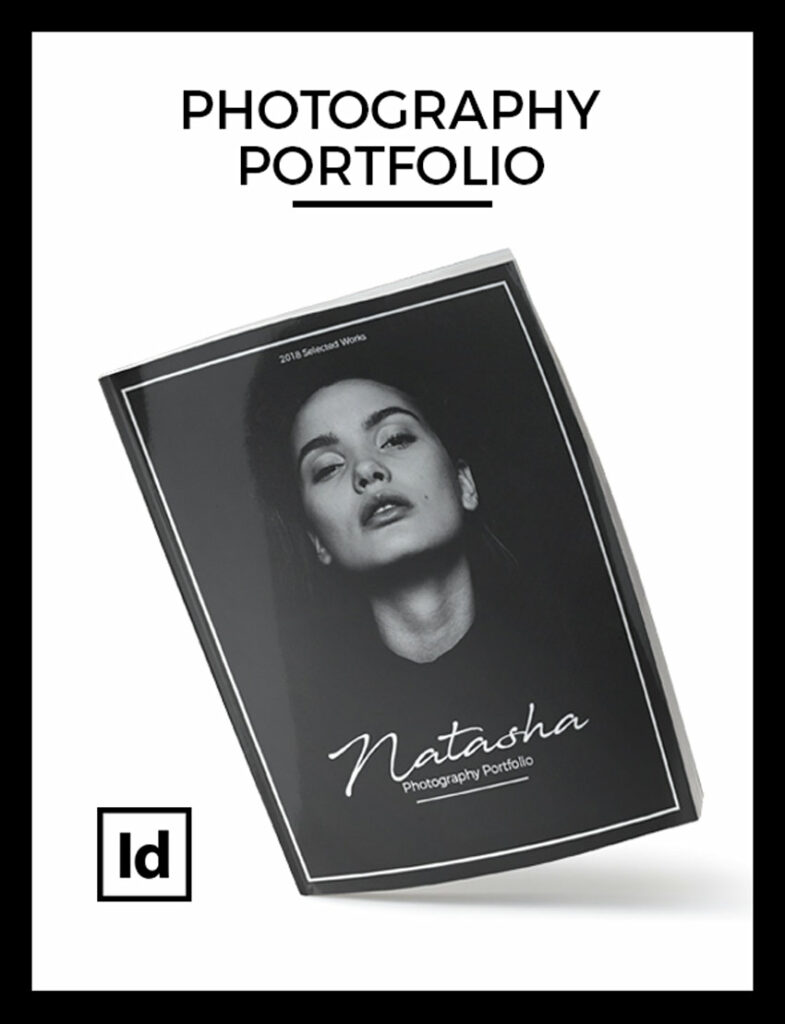 Photography Portfolio InDesign Template