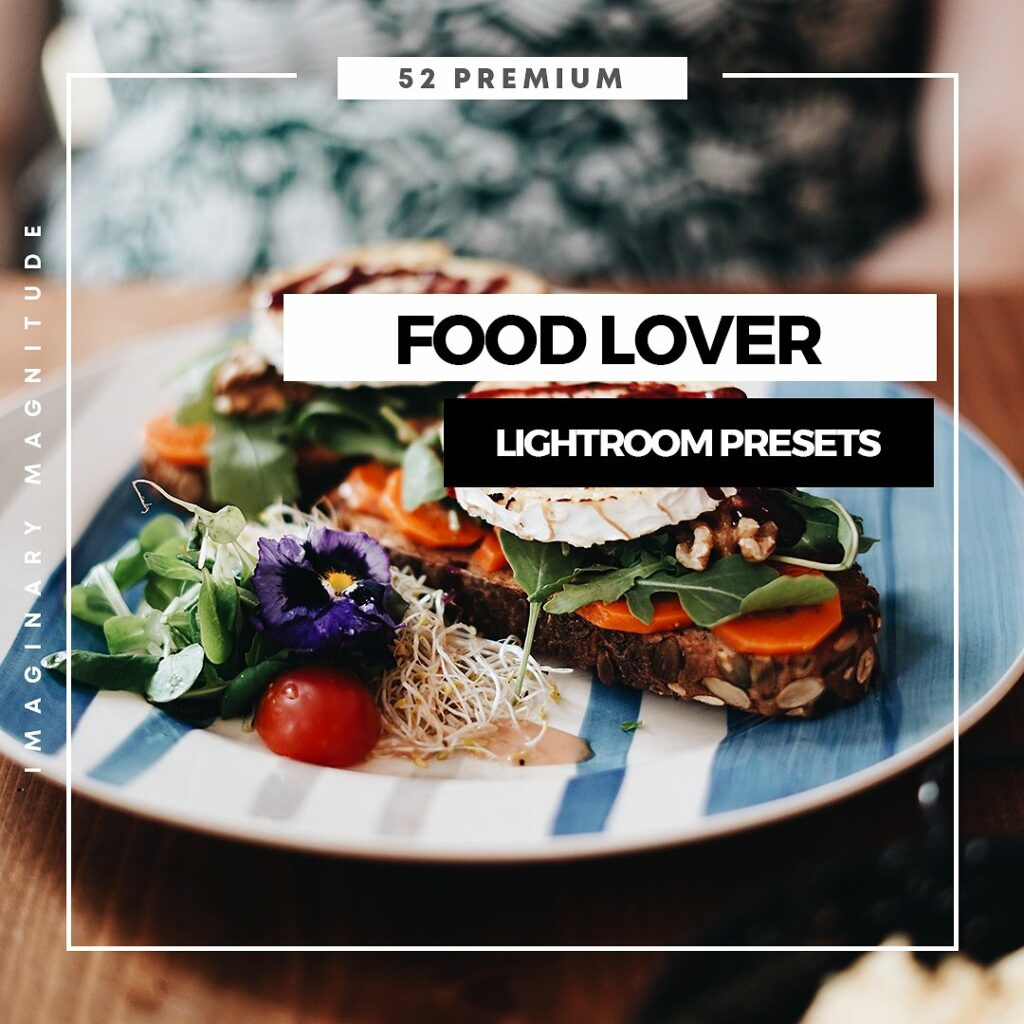 The Foodie Lightroom Presets For Food Photography