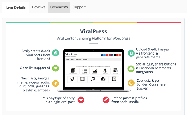 ViralPress Plugin