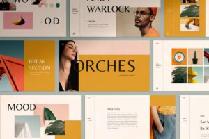 Orches Google Slides