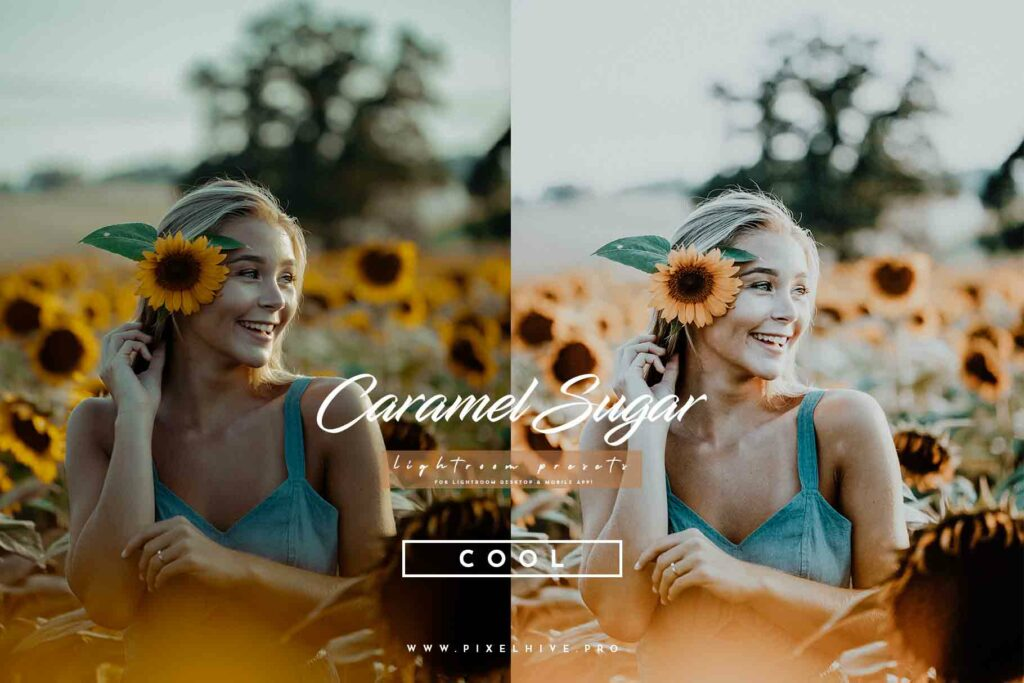 Free Cool Lightroom Mobile DNG Preset for instagram