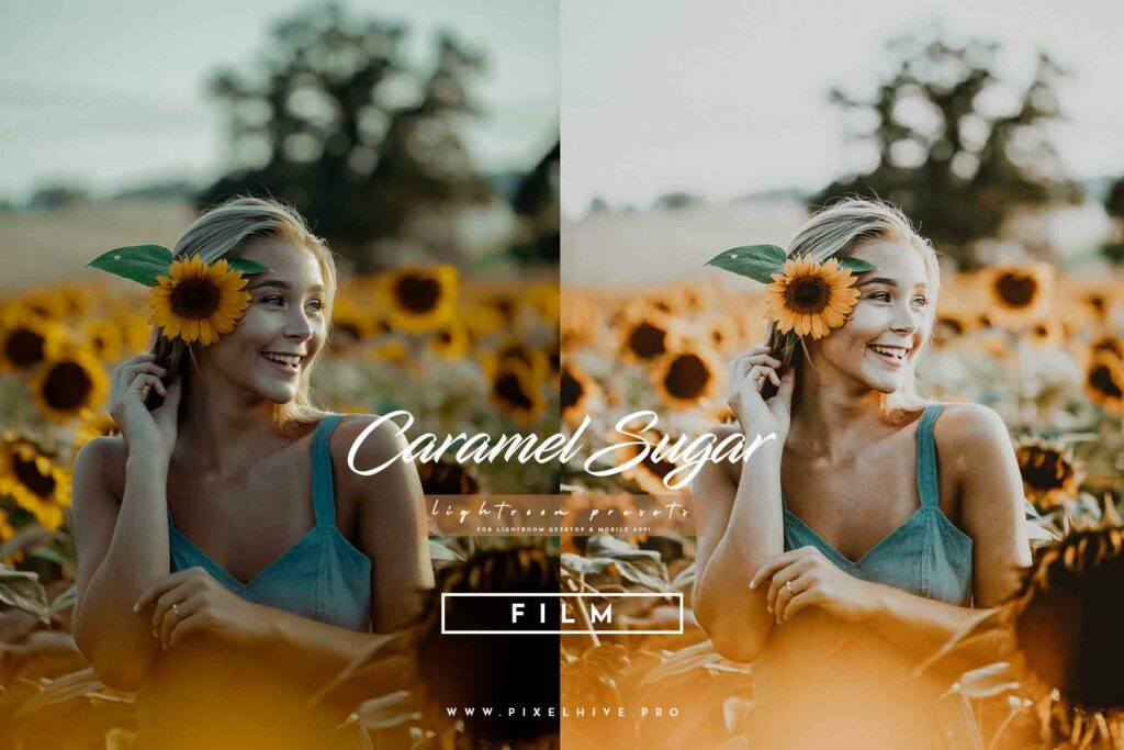 Free Film Lightroom Mobile DNG Preset for instagram